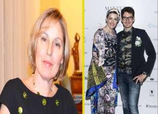 Gilda Gastaldi a sin Maria Mantero e Paolo Rotelli