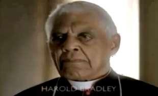 harold bradley in habemus papam 1