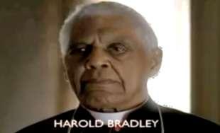 harold bradley in habemus papam
