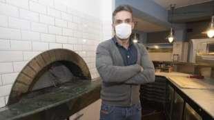 hermes ferrari nel suo ristorante