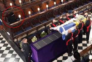 il funerale del principe filippo 10