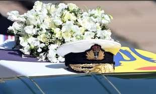 il funerale del principe filippo 11