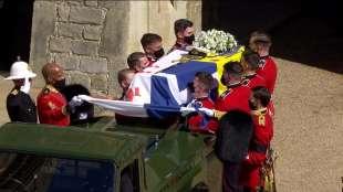 il funerale del principe filippo 5