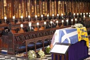 il funerale del principe filippo 7