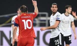 il gol di pandev contro la germania