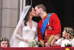 il matrimonio del principe william e kate middleton 4