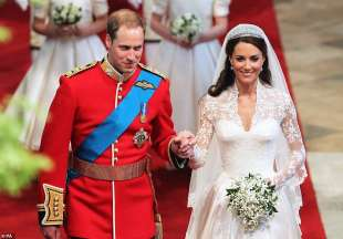 il matrimonio del principe william e kate middleton 5