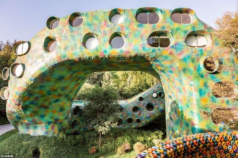 Il nido di Quetzalcoatl