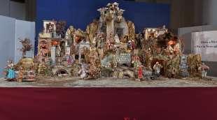 il presepe napoletano della chiesa di sant ignazio di loyola (1)