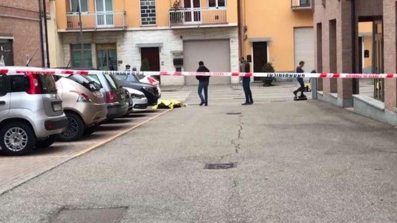 Il rapinatore ucciso a Grinzane Cavour