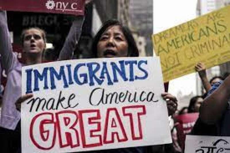 Immigrati Usa