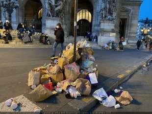 immondizia a parigi 4
