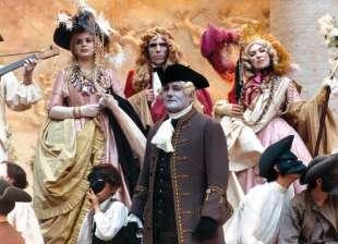 infanzia, vocazione e prime esperienze di giacomo casanova, veneziano