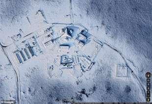 la base militare russa