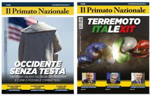 la rivista il primato nazionale