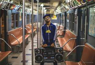 le foto in metro' a new york di mr. nyc subway 15