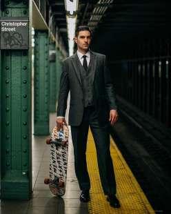 le foto in metro' a new york di mr. nyc subway 17