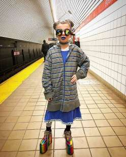 le foto in metro' a new york di mr. nyc subway 18