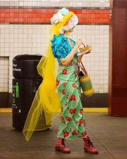 le foto in metro' a new york di mr. nyc subway 19