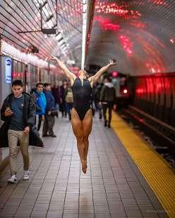 le foto in metro' a new york di mr. nyc subway 21