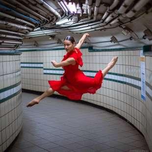 le foto in metro' a new york di mr. nyc subway 22