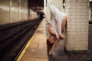 le foto in metro' a new york di mr. nyc subway 24