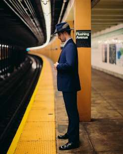 le foto in metro' a new york di mr. nyc subway 26