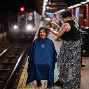 le foto in metro' a new york di mr. nyc subway 29