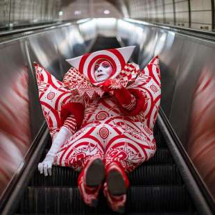 le foto in metro' a new york di mr. nyc subway 33