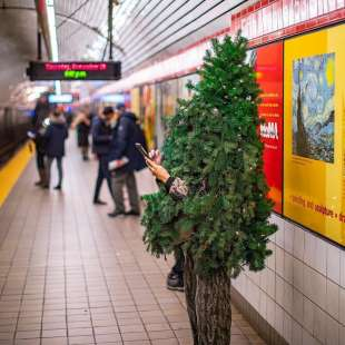 le foto in metro' a new york di mr. nyc subway 37