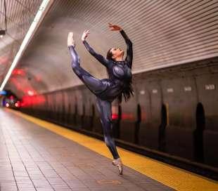 le foto in metro' a new york di mr. nyc subway 39