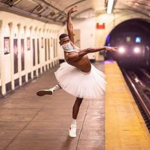 le foto in metro' a new york di mr. nyc subway 40