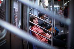 le foto in metro' a new york di mr. nyc subway 5