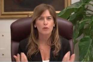 MARIA ELENA BOSCHI NEL VIDEO DI RISPOSTA A BEPPE GRILLO