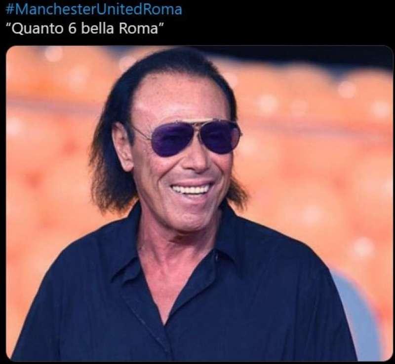 meme manchester united roma22