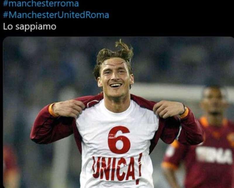 meme manchester united roma24
