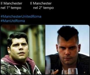 meme manchester united roma29