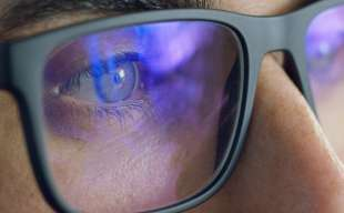 occhiali luce blu