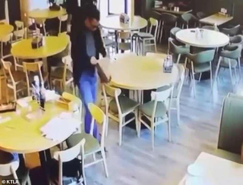 omicidio ristorante usa