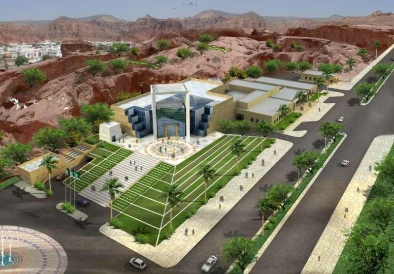 progetto museo alula