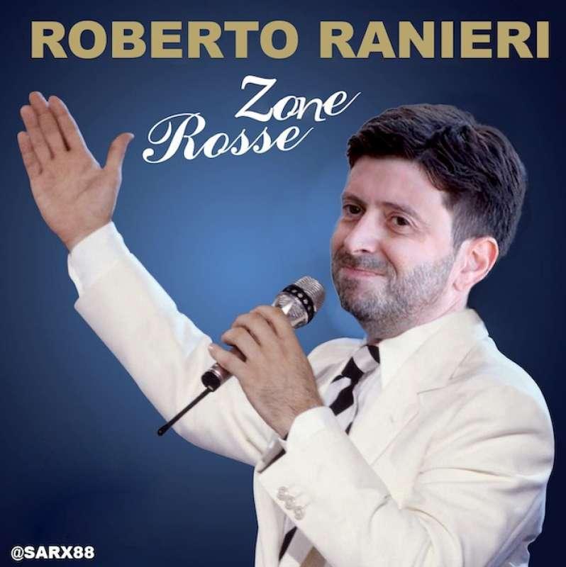 ROBERTO SPERANZA - ZONE ROSSE - MEME BY SARX88