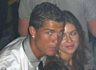 Ronaldo con Mayorga