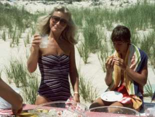 ruth e andrew madoff nel 1981