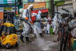 Sanificazione Rio de Janeiro