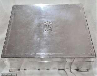 scatola sigari hitler venduta all asta