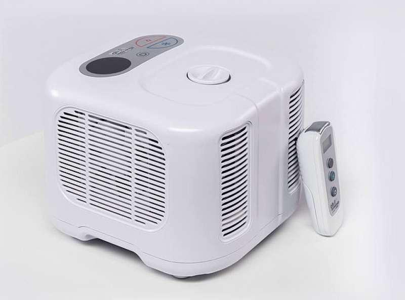 sistemi raffreddamento letto hi tech