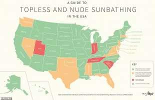 Topless Usa