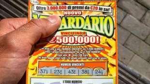 un gratta e vinci milionario