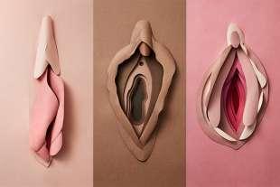 vagina arte