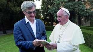 wim wenders bergoglio papa francesco – un uomo di parola